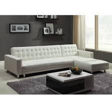 canape d angle blanc pas cher cocoon canapé d angle droit convertible blanc achat vente canapé