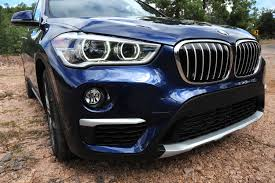 bmw dealership interior 2016 bmw x1 first drive review new turbo engine updated body