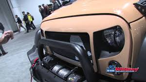 Rugged Ridge Grille Inserts Jeep Jk Rugged Ridge Spartan Grill For Jeep Youtube
