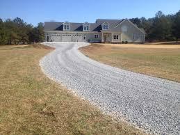 gravel driveway repair services