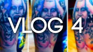 joker tattoo video songs in jared leto joker tattoo vlog youtube q7lmil8kjva mooma sh