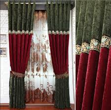 Red Curtains Ikea Ikea Embroidered Curtains Decorate The House With Beautiful Curtains