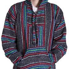 Mexican Rug Sweater Orizaba Original Drug Rugs Baja Hoodies Mexican Sweatshirts