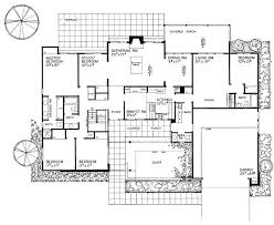 Retro Ranch House Plans 147 Best F L O O R P L A N Images On Pinterest Vintage Houses