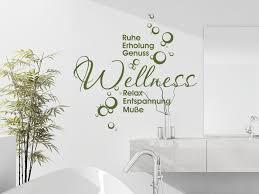 wandtatoo badezimmer wandtattoo wellness fürs badezimmer wandtattoo