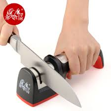 how to sharpen kitchen knives at home taidea t1005dc two stages ceramic kitchen knife