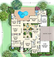 villa plans villa roberto 4480 3 bedrooms and 3 baths the house designers