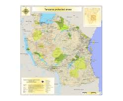 Map Of Tanzania Africa by Maps Of Tanzania Detailed Map Of Tanzania In English Tourist