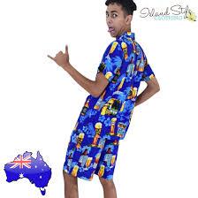 mens hawaiian shirt plus size green beer big boys party shirts