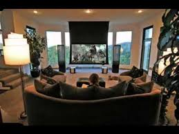 living room theater design ideas youtube