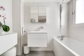 Pictures Of Contemporary Bathrooms - how to make any bathroom look and feel bigger