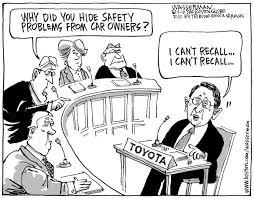 toyota car recall crisis big4 toyota crisis management