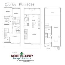3 story townhouse floor plans caprice floor plans new homes in san marcos county new homes