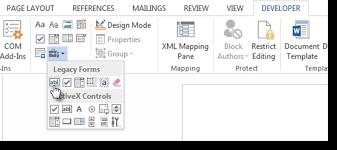 adding form fields to a ms word document smartwiki