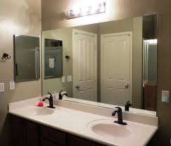 Frames For Bathroom Wall Mirrors Frame Bathroom Wall Mirrors Mirror Ideas Ideas To Hang A