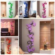 Art Decoration For Home Tree Wall Art 3d Flowers Online Tree Wall Art 3d Flowers For Sale
