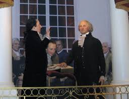 george washington u0027s first inaugural address youtube
