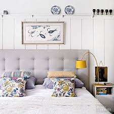 How To Make A Twin Bed Headboard by Cheap And Chic Diy Headboard Ideas