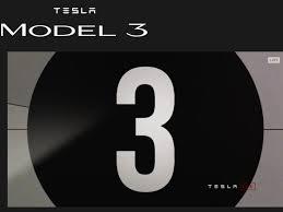 tesla model 3 u2013 e car blog