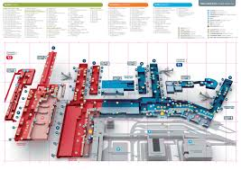 Miami International Airport Terminal Map by Chicago O U0027hare Airport Map Google Search We Outa Here