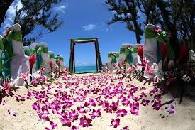 hawaiian theme wedding hawaii destination weddings and big islands