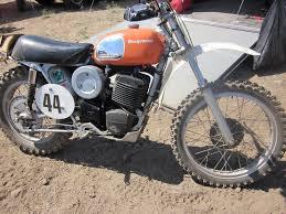 arizona mikes vintage motocross bikes oldmotodude 1972 husqvarna 450cr at 2011 hammer and tongs vintage