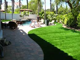 Average Cost Of Landscaping A Backyard Artificial Grass Cost Fake Turf Installation Prices Guide 2017