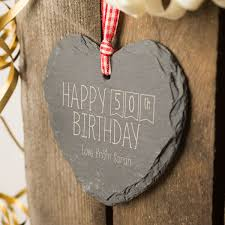 50th birthday gifts present ideas gettingpersonal co uk
