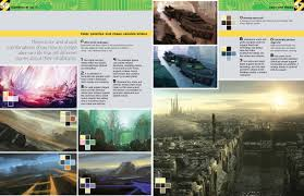 Color And Paint How To Draw And Paint Science Fiction Art A Complete Course In
