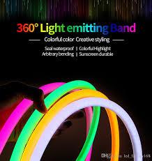wholesale newly led lights led neon sign smd2835 120 leds both