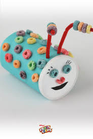 88 best froot loops crafts images on pinterest froot loops