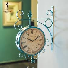 wholesale home decoration large wall clock silent wall clock