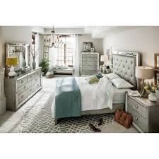 Bedroom Furniture King Sets Winchester 5 Pc King Bedroom Value City Furniture Manhattan
