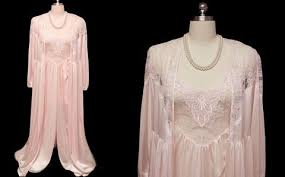 wedding peignoir sets vintage peignoir sets vintage clothing fashions midnight