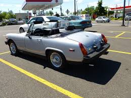 curbside classic 1972 mg midget mkiii u2013 small pleasures