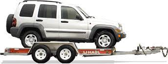 Uhaul Estimated Cost by U Haul Auto Transport Rental