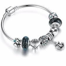 bracelet with anchor charm images Nautical jewelry goddess jewelry jpg