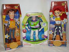 toy story 3 cowboy woody u0026 jessie talking action figure disney