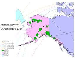 Verizon Alaska Coverage Map by Personal Satellite Network Psn Providers Of Mobile Satellite