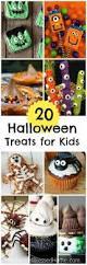 20 sometimes spooky always sweet halloween recipes for kids