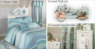 coastal themed decor and decor accessories seaside decor and decor