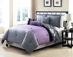 bedding design enchanting lavender and gray bedding bedroom