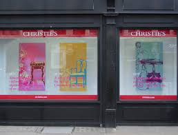 window posters christie s the auctioneers guardian newspaper advertising