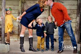 colors for family pictures ideas family picture clothes by color series orange family pictures
