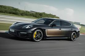 porsche panamera brown porsche panamera turbo s executive exclusive revealed autocar