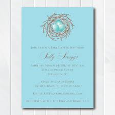 baby shower invitations for boy baby bird blue shower invite bird baby shower theme boy bird s