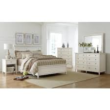 ellsworth 4 piece king storage bedroom set white levin furniture