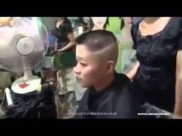 videos of girls barbershop haircuts for 2015 haircut style short hair army girl gets a flaptop headshave in