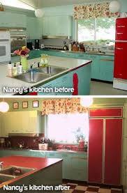 The Retro Renovation Encyclopedia Of Vintage Steel Kitchen - Retro metal kitchen cabinets
