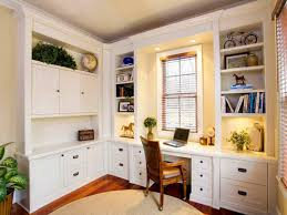 Home Office U Shaped Desk by Home Office Desks For Built In Designs Interiors Ideas Small